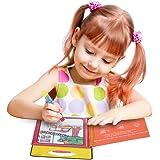 致暖Warmest 儿童水画册 场景临摹涂鸦本画本 反复使用 intimate系列 (3本装)(具体介绍看视频)