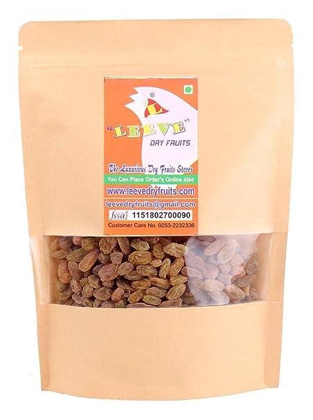 Leeve Dry Fruits Afghan Raisins, 200g: Amazon in: Grocery & Gourmet