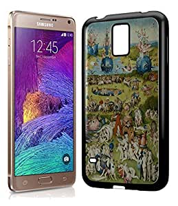 The Garden of Earthly Delights Painting Artwork Phone Case Cover Designs for Samsung Galaxy Note 4