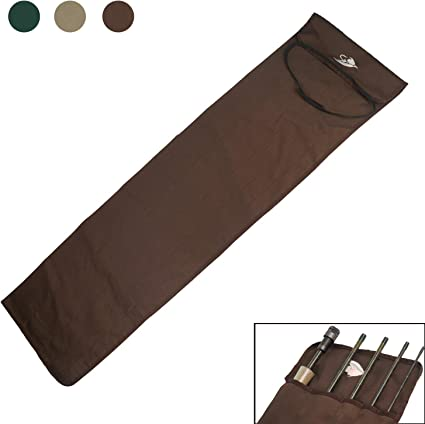 Soft Fishing Rod Bag Rod Sleeve Cover Fishing Pole Glove Rod Protector Pouch