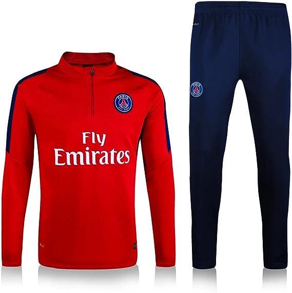 Conjunto de camisetas de entrenamiento de fútbol con diseño de ...