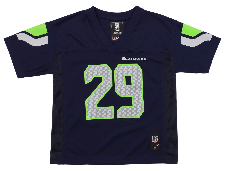 the latest e5662 576c3 Outerstuff NFL Little Kid's Seattle Seahawks Earl Thomas III ...