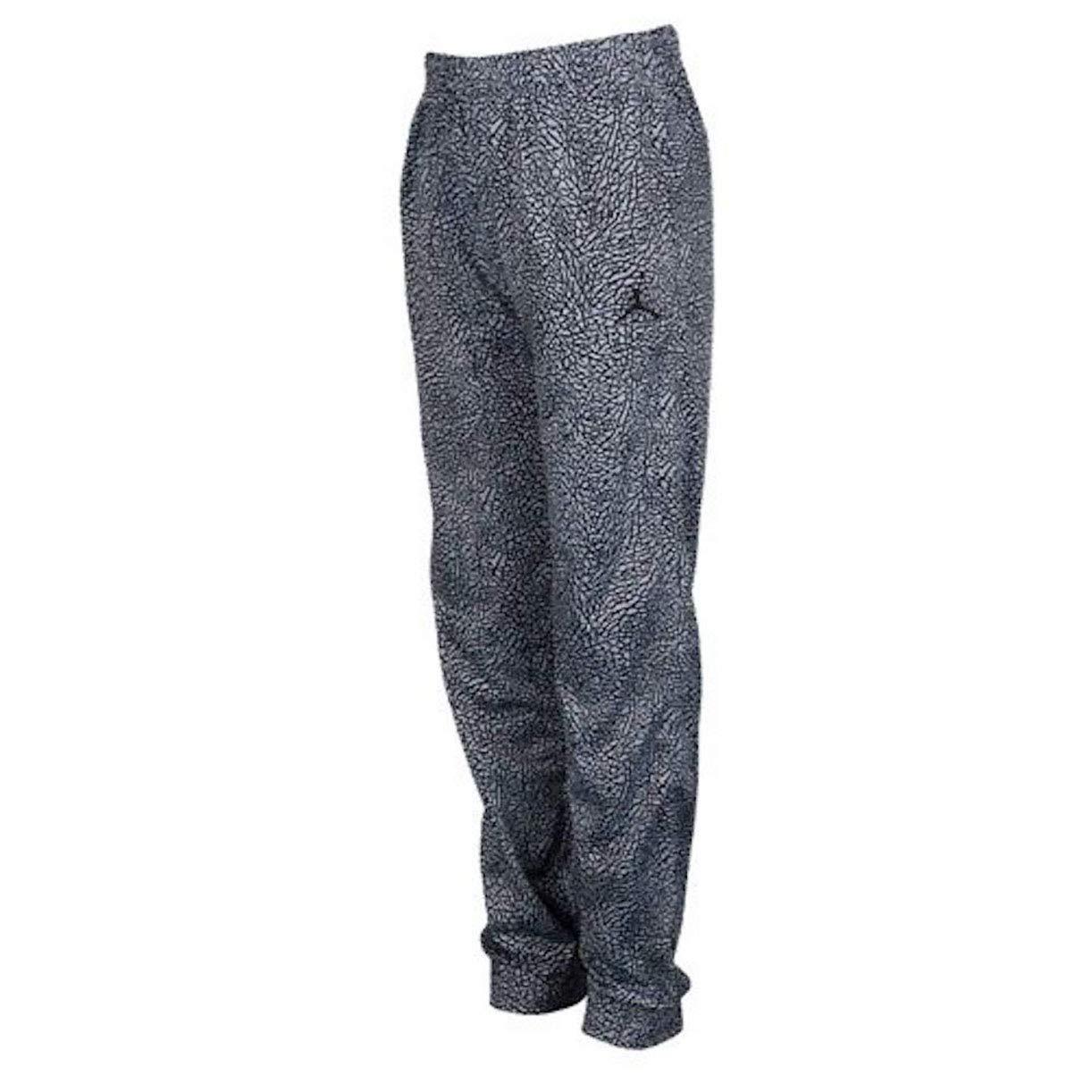 Nike Boys Air Jordan Tricot Jumbo Elephant Cuffed Pants
