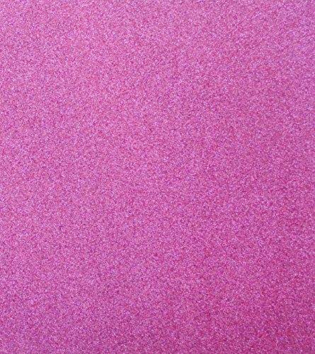 Pink Geode Glitter Cardstock, Paper Supply Station15 Identical Sheets 12x12, Sticker Free Backing Brand - making it easy to use 100% of cardstock