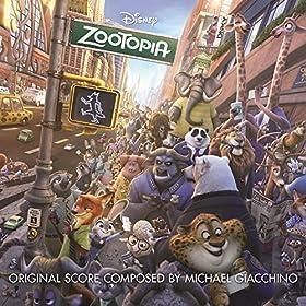 Amazon Com Zootopia Original Motion Picture Soundtrack