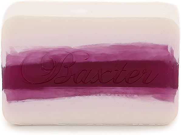 Baxter of California Vitamin Cleansing Bar Bergamont and Pear, 198 grams