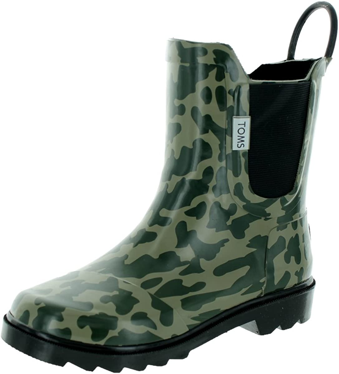 Amazon Com Toms Youth Rain Boot Rain Boots