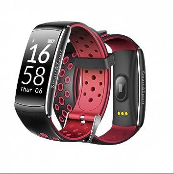 Bracelet Connecté Smart Bande de Fréquence Cardiaque Fitness Tracker Bracelet,dormir moniteur,Fitness et