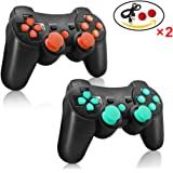 PS3 Controller Bluetooth Sixaxis Gamepad Remote for Sony Playstation 3 PS3 Controllerh Double Shock Sixaxis Remote Gamepad for Sony PS3 PlayStation 3-Christmas Gift from dainslef