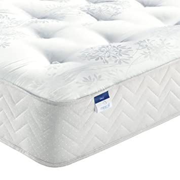 buy popular 0a486 82e0a Silentnight Bexley Mattress Miracoil Orthopaedic Firm Support Ortho For  Single, Double, King Size or Super King Sized Beds (Single)
