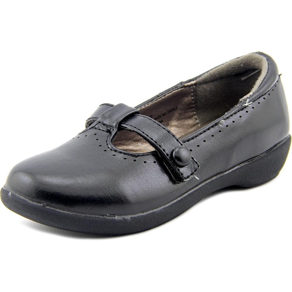 French Toast Girls Eve Uniform Dress Shoe Black FG728BXB