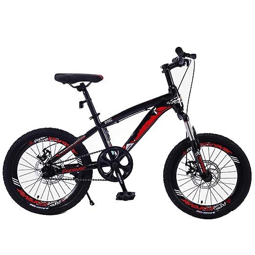 YUMEIGE Bicicletas Marco de Acero Bicicletas de Alto Carbono ...