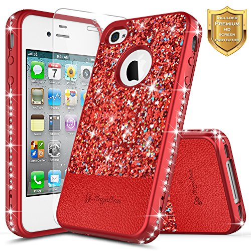 iphone 4 cases red - 2