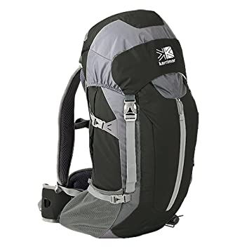 8d27af1231 Karrimor Airspace 35+5 Rucksack - Black  Amazon.co.uk  Sports   Outdoors