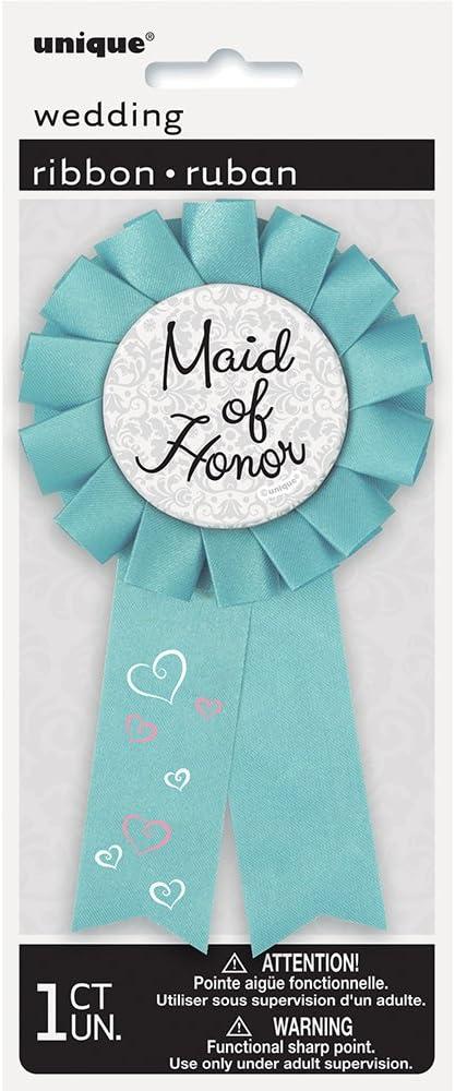 Maid Of Honor Awrd Ribbn