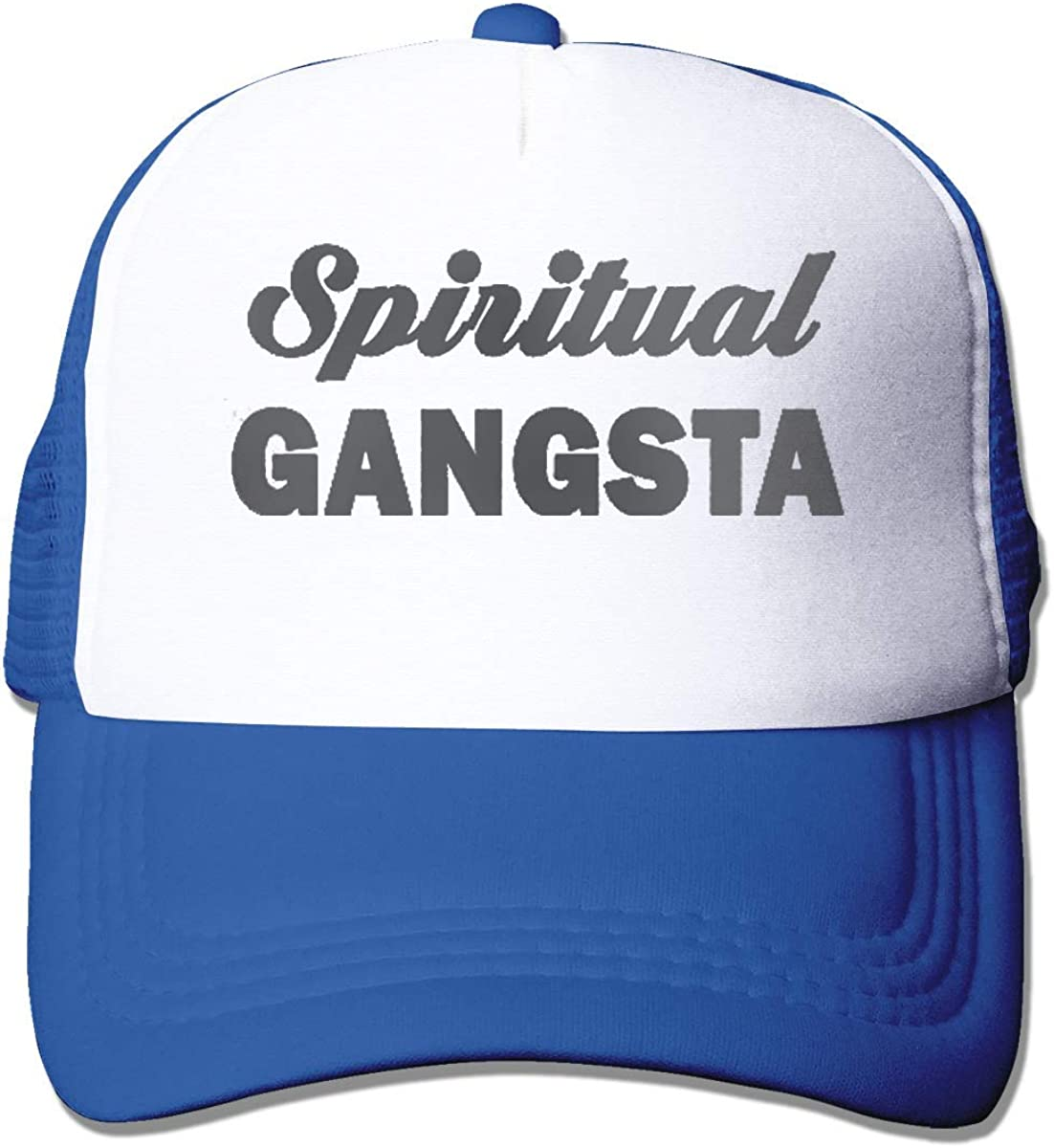 Spiritual Gangsta Im Very Sensual and Deep But Also A Gangster Adjustable Baseball Hat for Mens Caps