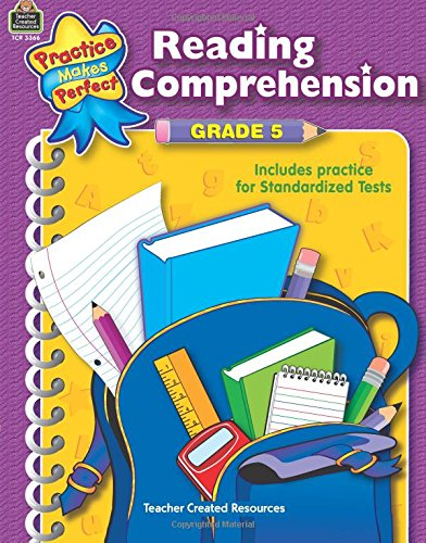 Reading Comprehension Grade 3: Teacher Created Resources Staff ...