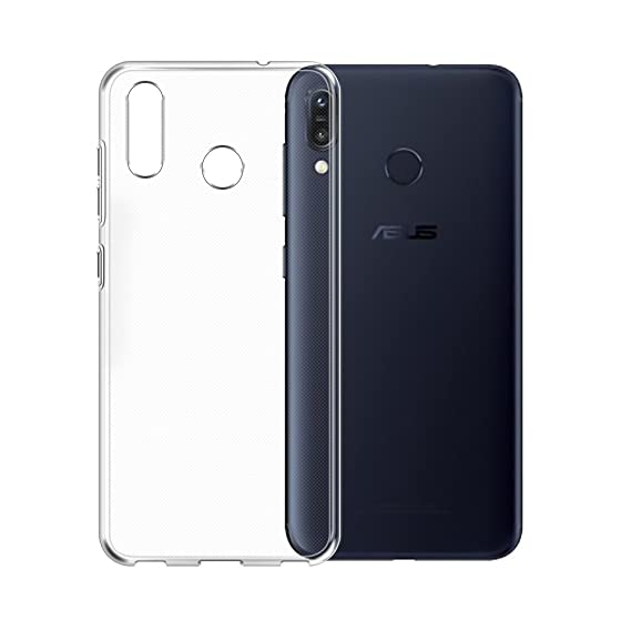 detailed look 2f132 3ac3c Amazon.com: Asus Zenfone Max M1 ZB555KL Case, TopACE TPU Rubber Gel ...