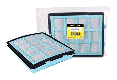 Sistema de filtro HEPA filtro antipolen F. Philips FC8760, fc8761: Amazon.es: Industria, empresas y ciencia