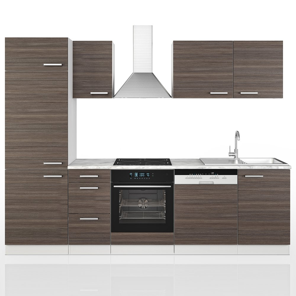 k chenzeile kaufen vergleichssieger ratgeber infos. Black Bedroom Furniture Sets. Home Design Ideas