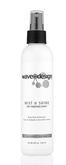 Amazoncom Design Essentials Mist Shine Dry Finishing Mist For