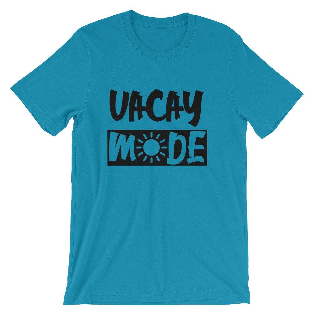 Short-Sleeve Unisex T-Shirt Melbec Boutique Vacay Mode