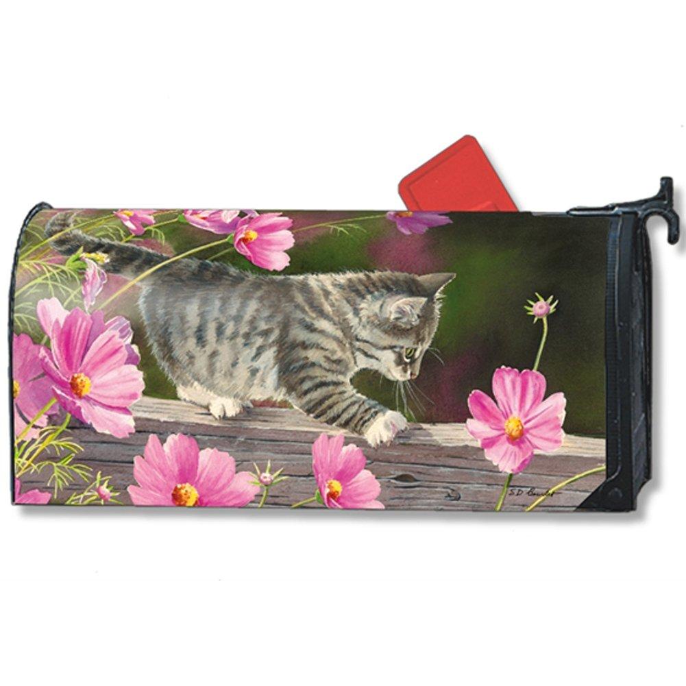 Curious Kitty Large Mailwraps磁気メールボックスカバー# 21341 B01BPHEIOU 15501