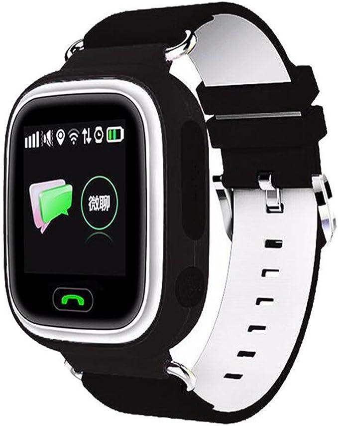 YIMOHWANG Q90 Smartwatch GPS/gsm/GPRS - Reloj de Pulsera para ...