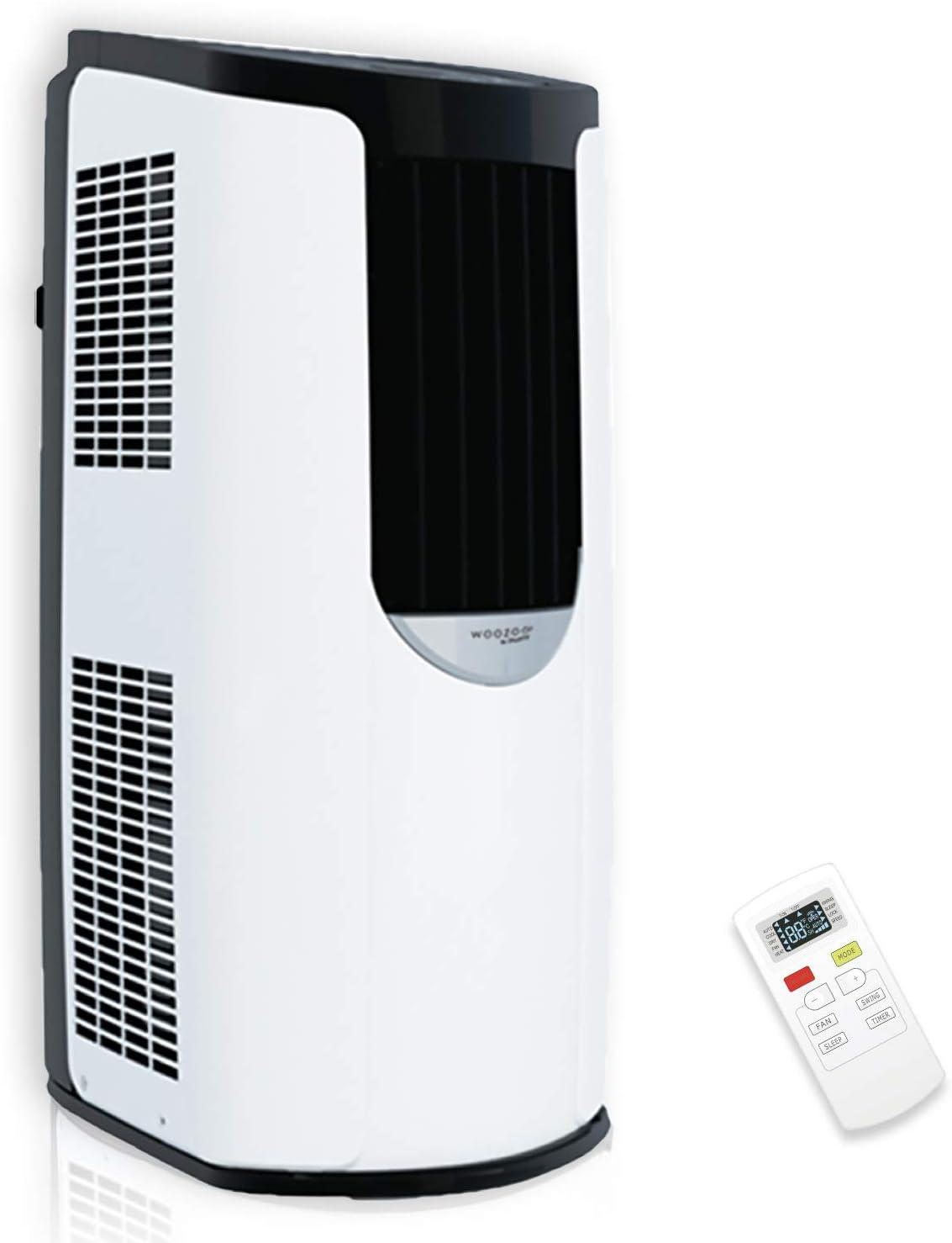Iris Ohyama 531469 Aire acondicionado portátil, 3 modos ventilación, función de sueño y autolimpieza