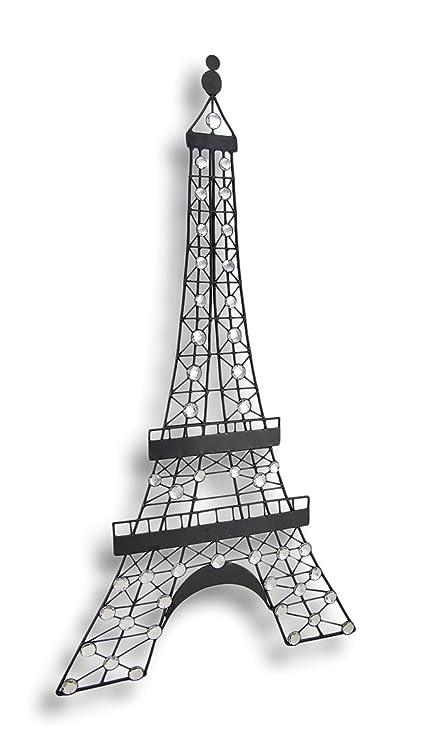 Amazon.com: Things2die4 Metal Wall Sculptures Black Metal Decorative ...