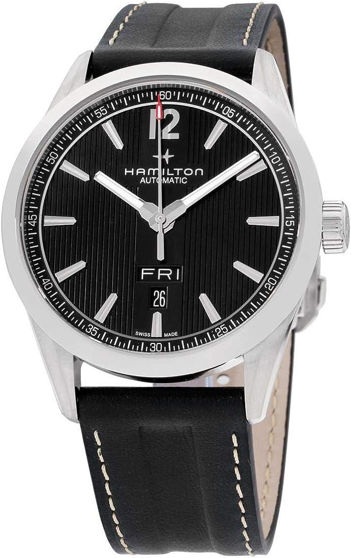 Hamilton Broadway Automatic Movement Grey Dial Men s Watch H43515735