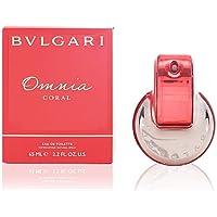 Bvlgari Omnia Coral Eau de Toilette, Donna, 65 ml