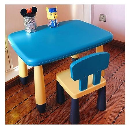 Conjunto de los niños de mesas y sillas Kisds Escritorio y ...