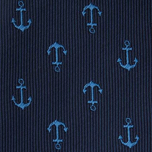 Hope & Henry Boys Blue Anchor Bow Tie by Hope & Henry (Image #2)