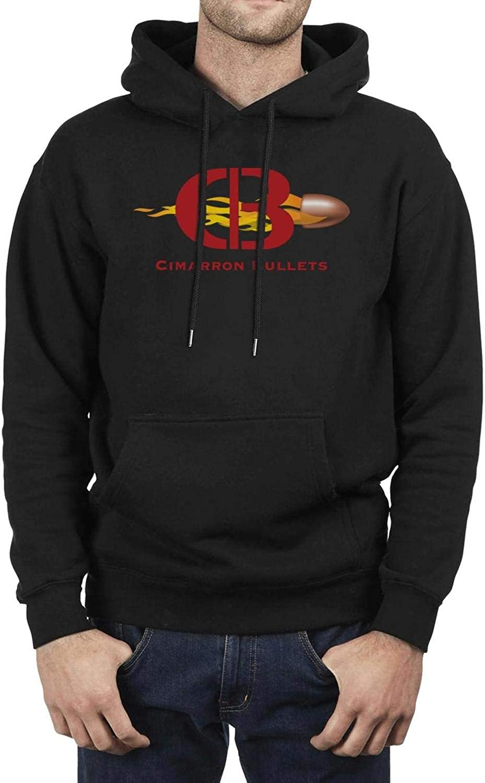 NAIT Cimarron Logo Fleece Sweatshirt Hoodie wrap Comfort Hoodie
