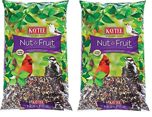 Kaytee CZAEEk Nut and Fruit Blend, 10 Pound Bag (2 Pack)