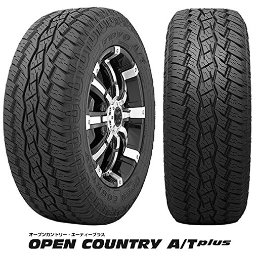 TOYO(トーヨータイヤ) OPEN COUNTRY AT+ 245/65R17 4981910794073 B06XDCDKT6 245/65R17|OPEN COUNTRY A/T plus 245/65R17
