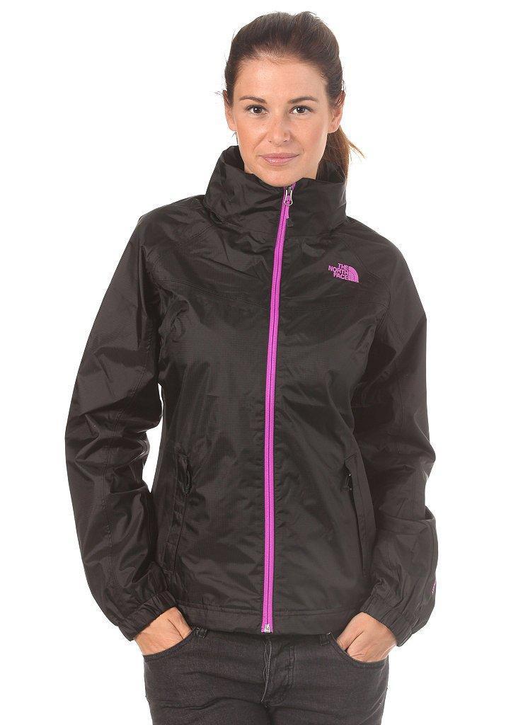 TNF Potent Jacket Woman Black T-s