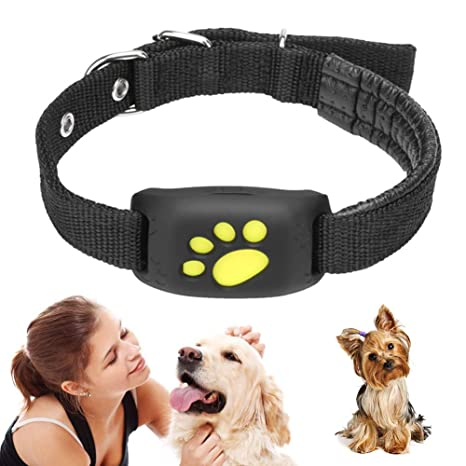 JUMOWA rastreador GPS para Mascotas, buscador Inteligente ...
