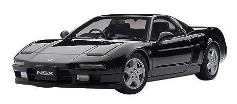 Amazon Com 1990 Honda Nsx Berlina Black Autoart 1 18 Model Car