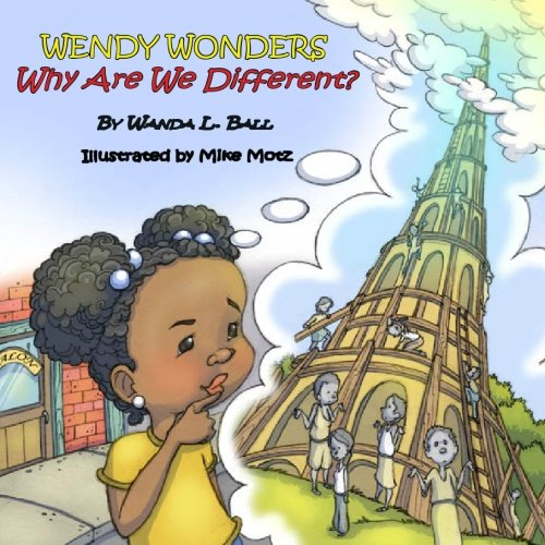 Read Online Wendy Wonders: Why Are We Different? PDF