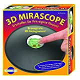 3-D Mirascope - Creates Holographic Images!