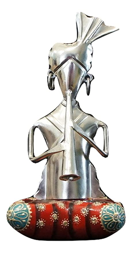 Buy The Art Affair Decorative Handmade Iron Musicians Showpiece