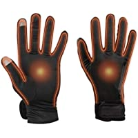 Warmawear Dual Fuel Battery Heated Cold Weather Performance Gloves