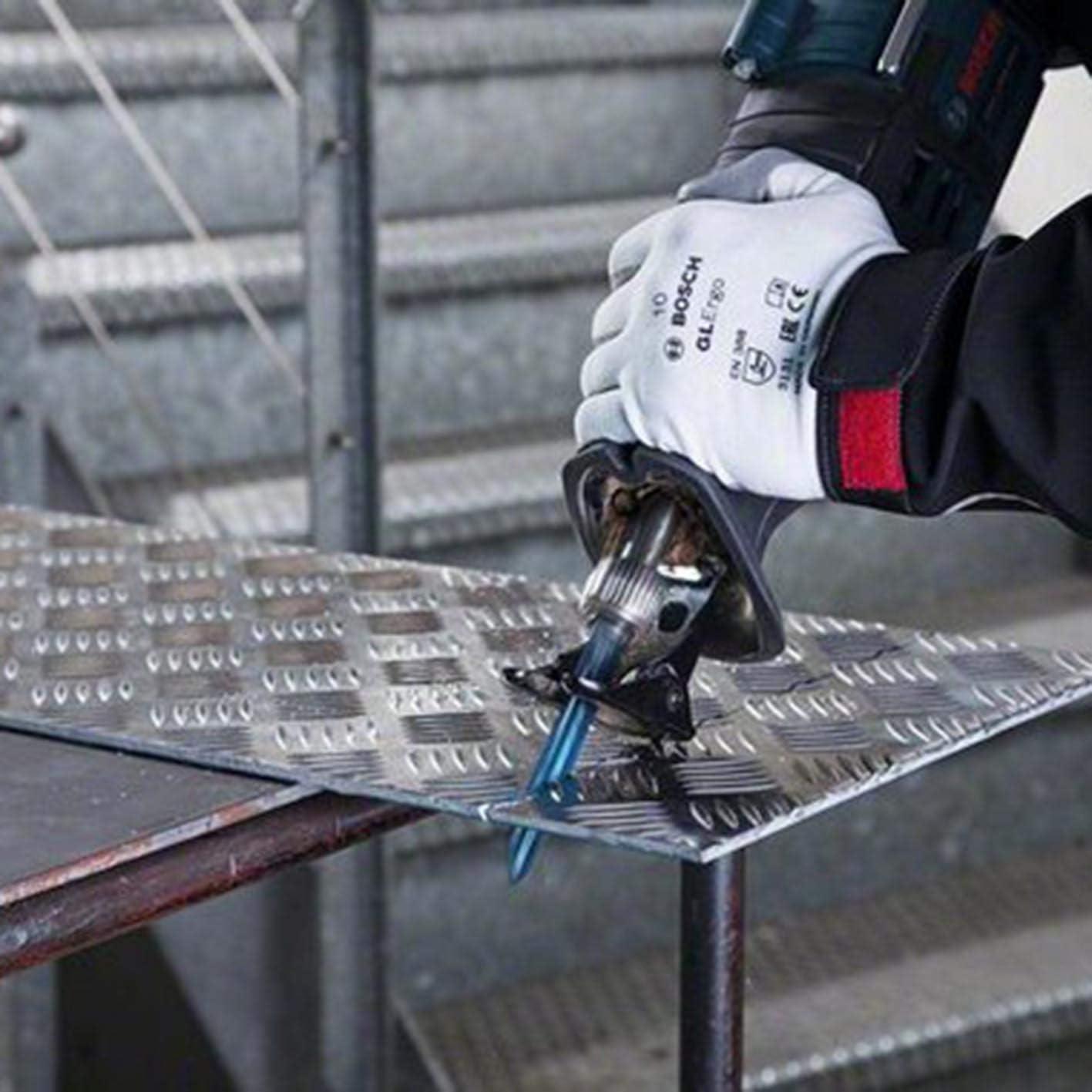 Bosch Lame de scie sabre S 1022 EHM Endurance for StainlessSteel