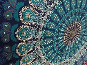 Hippie Mandala Wall Tapestry Bohemian Indian Tapestry Hippie New Tapestry