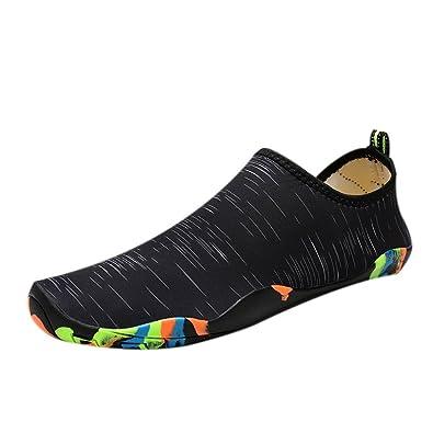 Amazon.com: Coco-Z 2019 Zapatillas de natación unisex de ...