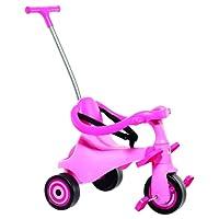 MOLTO - Triciclo Urban trike II, color rosa (16218)