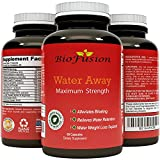 Water Pills for Water Loss An All Natural Diuretic That Relieves Bloating & Supports Fluid Balance for Healthy Weight Loss with Dandelion, Potassium & Antioxidant Green Tea for Women & Men