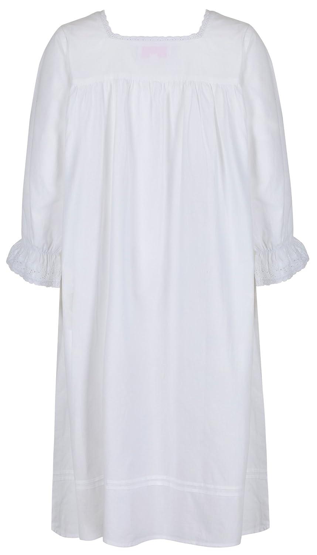 The 1 for U Ragazze 100/% Cotone Camicia da Notte Cavallo Pony Camicia da Notte et/à 4-12 Jessica
